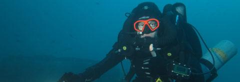 CaouanneTechPlongée, une école de plongée Tech d'Ile de France