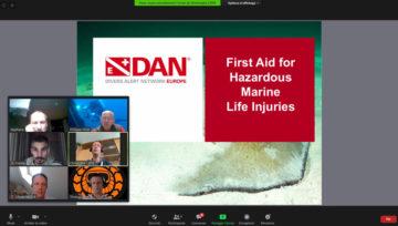 Formation DAN Hazardous Marine Life Injuries